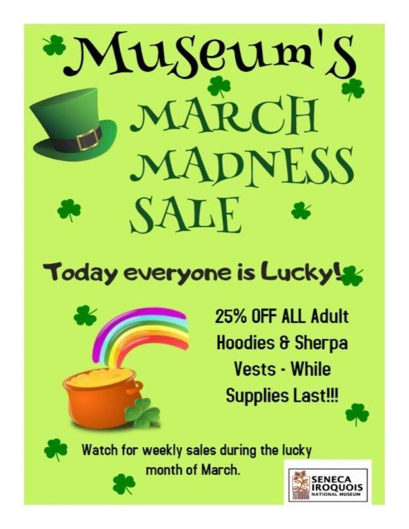 March Madnsess sale